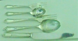 "Oneida ""Duchess"" Silverplate Flatware Set - $150.00"