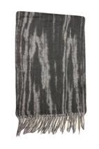 Bloomingdale's Men's Gray/Black Scarf - $29.21