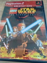 Sony PS2 LEGO Star Wars: The Video Game image 1