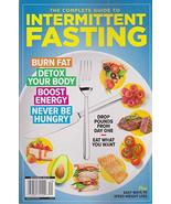 The Complete Guide to Intermittent Fasting Magazine 2020 2021 [Single Is... - $12.99