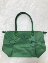 France Longchamp Le Pliage Club Collection Horse Embroidery Small Tote C... - $98.00
