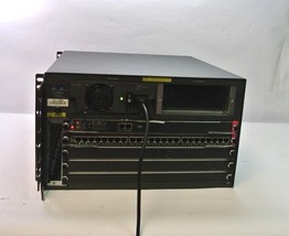 Cisco Catalyst 5505 Slot Chassis WS-5505, WS-X5540, WS-X5234-RJ45 - $149.00