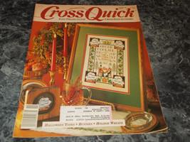 Cross Quick Magazine October/November 1989 - $0.99