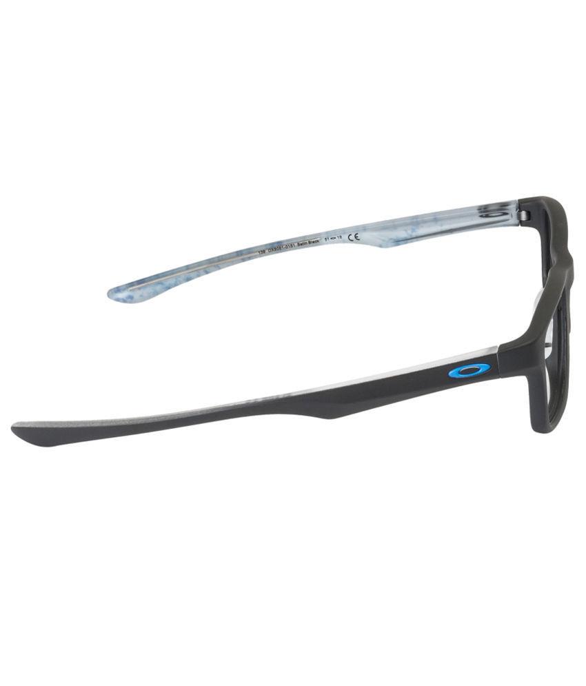 3c85a4df7e8 Genuine Oakley Eyeglasses Plank 2.0 OX8081-0151 Satin Black RX-ABLE Frames  51MM