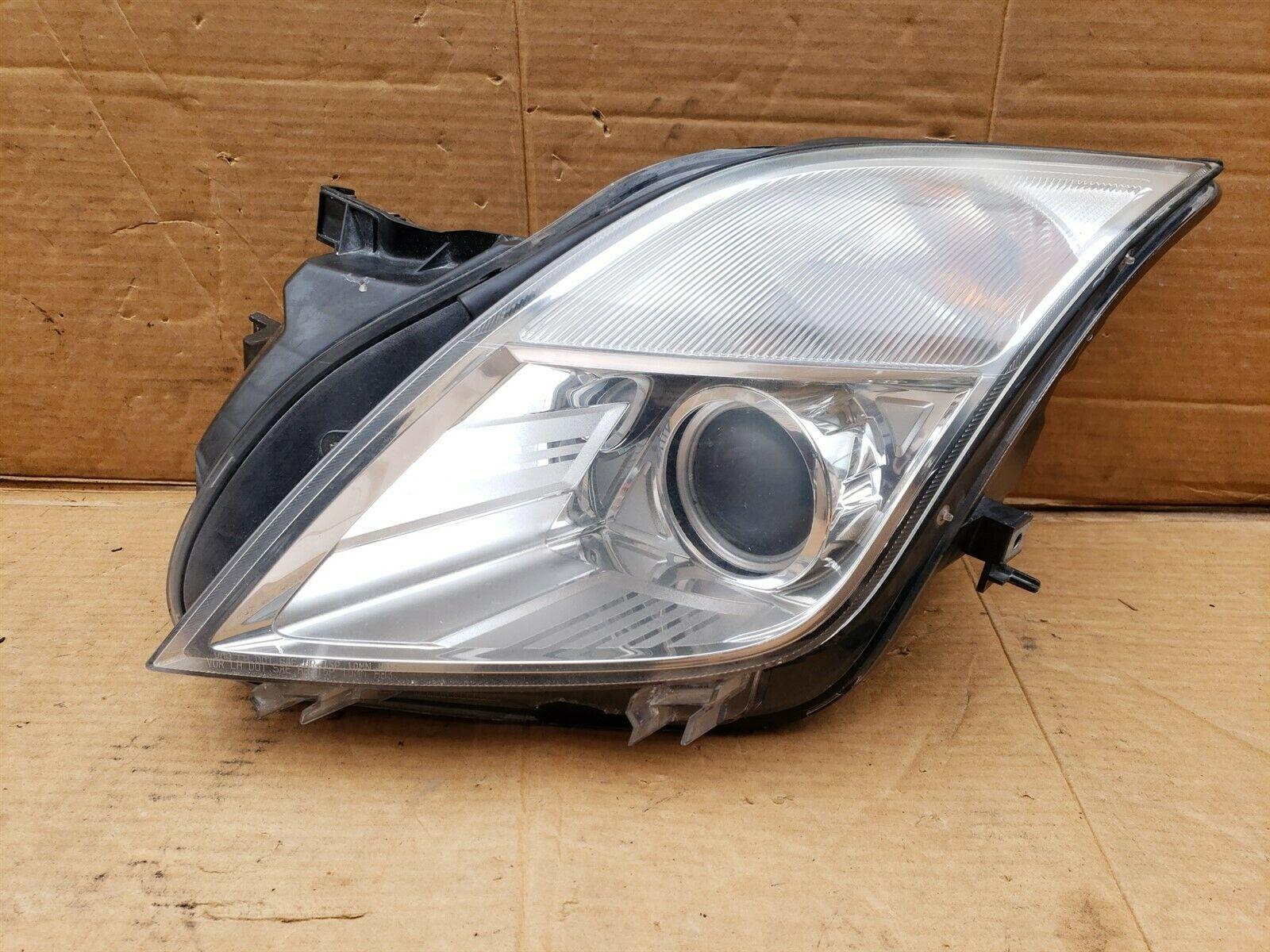 2010 2011 Mercury Milan Halogen Headlight Head light Lamp Driver Left LH