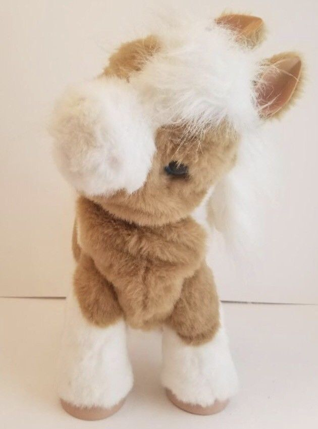 Furreal Friends Baby Butterscotch Magic Show Pony Horse Interactive Moves Neighs