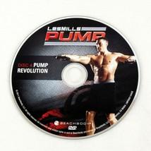 Les Mills Pump Replacement DVD #4 Pump Revolution Fitness Workout Disc 4... - $22.24