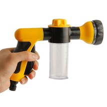 Adjustable High Pressure Multifunction Foam Water Gun Spray Outdoor Gard... - $17.60