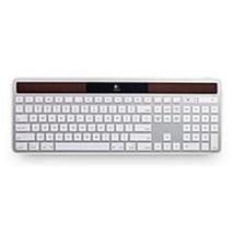 Logitech 920-003677 K750 Wireless Solar Keyboard for Mac - 2.4 GHz - White - $129.96 CAD