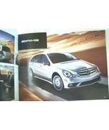 2007 mercedes r class sales brochure r350 r320 cdi  r500 r63 amg new ori... - $12.86