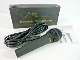 Audio 2000's Microphone Dynamic Cardioid ADM 1061 In Box Cable Manual  - $19.75
