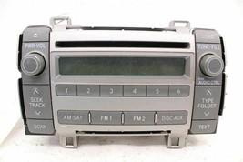 RADIO Toyota Matrix 2009 09 2010 10 8612002720 1001335 - $123.74