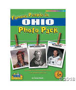 Famous People from My State's History Photo Pack  - $12.49