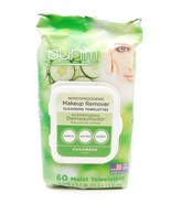 punim Makeup Remover Cleansing Toweletts Cucumber 60 Towelettes - $7.59