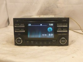 13 14 15 16 Nissan Rogue XM OEM Radio Cd & Aux for Ipod 28185-1VX2A B2011 - $74.25