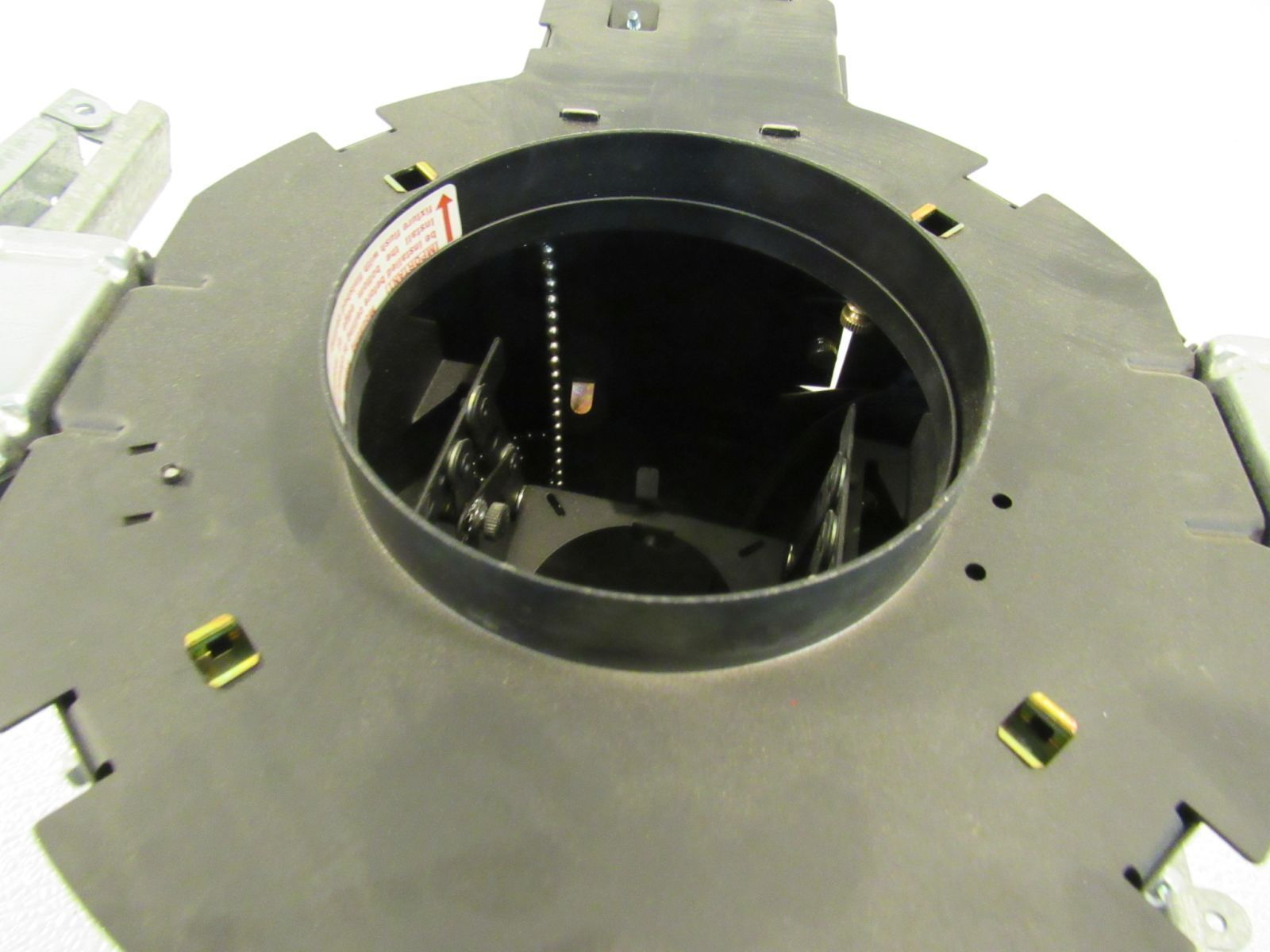 Lithonia Low Voltage Adjustable Housing 4in 120 Volt DLV ADJ 4 120 HSG