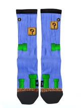 Custom Retro Game Socks ALL Sizes FAST SHIPPING - $12.99