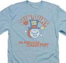 Dum-Dums T-shirt American Pop retro candy classic graphic tee DUM117 Blue image 1