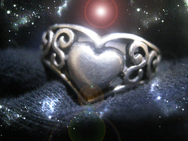 Special Low Price Feb 13- 14TH Haunted Ring Armored Love Protect Our Love Magick - $199.99