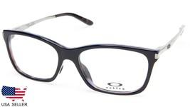 New Oakley Nine To Five OX1127-0452 Blue Tortoise Eyeglasses Frame 52-16-138 B36 - $57.81