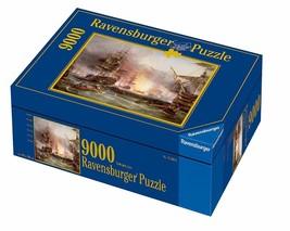 Ravensburger Bombardment of Algiers - 9000 pc Puzzle  - $145.51