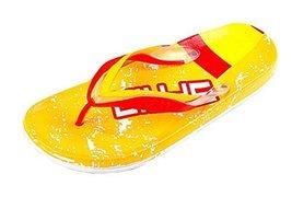 East Majik Yellow Beach Flip-Flop Sandals Skidproof Slippers - $21.69