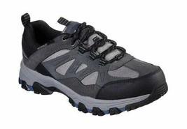 Men's Skechers Relaxed Fit Selmen Enago Hiking Shoe Gray - $104.51