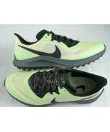 Nike Mens Air Zoom Pegasus 36 Trail Running Shoes Green Black Grey Size ... - $108.89