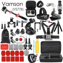 Gopro for Vamson Accessories Set for go pro hero 7 6 5 4 3 kit 3 way selfie - $43.89+
