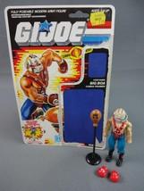 Vintage GI JOE Action Figure 1987 Big Boa Cobra Trainer 100% w Full Card... - $26.61