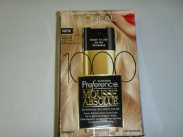 L'Oreal Paris Superior Preference Hair Color Absolute Hair Dye - Choose ... - $8.99