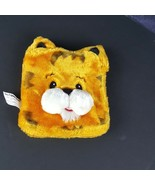 Furry Friends Tika Tiger Learns Plush Book Leap Frog 2002 Easy Read Home... - $15.83
