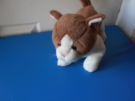 "Russ Berrie Camille The Cat Hand Puppet Vgc Cute 11"" Lgth - $18.46"