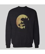 GODZILLA VS SANTA CHRISTMAS SWEATER OLDSKOOL  Shirt *MANY OPTIONS* - $35.63+