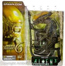 McFarlane Toys Movie Maniacs Series 6 Alien and Predator Action Figure D... - $43.56