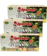 Sipacupa Ital Jamaican Guava Leaf Tea Bags 24 X 3 boxes - $15.90