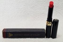 Avon Perfect Wear Lip Color PARADISE CORAL (W) Lipstick Matte .06 oz/1.7g New - $12.86