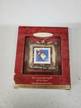 Hallmark Keepsake Cat in the Hat Celebrate the Century Collection Orname... - $4.95
