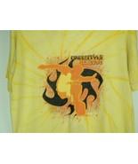 Vintage 90s URBAN PIPELINE Yellow T-Shirt Skater streetwear Freestyle ar... - $17.77