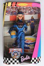 1998 NASCAR BARBIE 50TH ANNIVERSARY NIB - $125.00