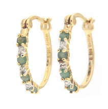 Women's .925 Gold Plated Earrings - $39.00
