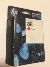 HP Officejet 88 Magenta Ink Cartridge.  Free Shipping! - $5.94