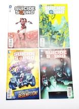 New Suicide Squad 12 13 14 15 Vol 1 Nov 2015 DC Comics Lot of 4 Harley Q... - $11.28