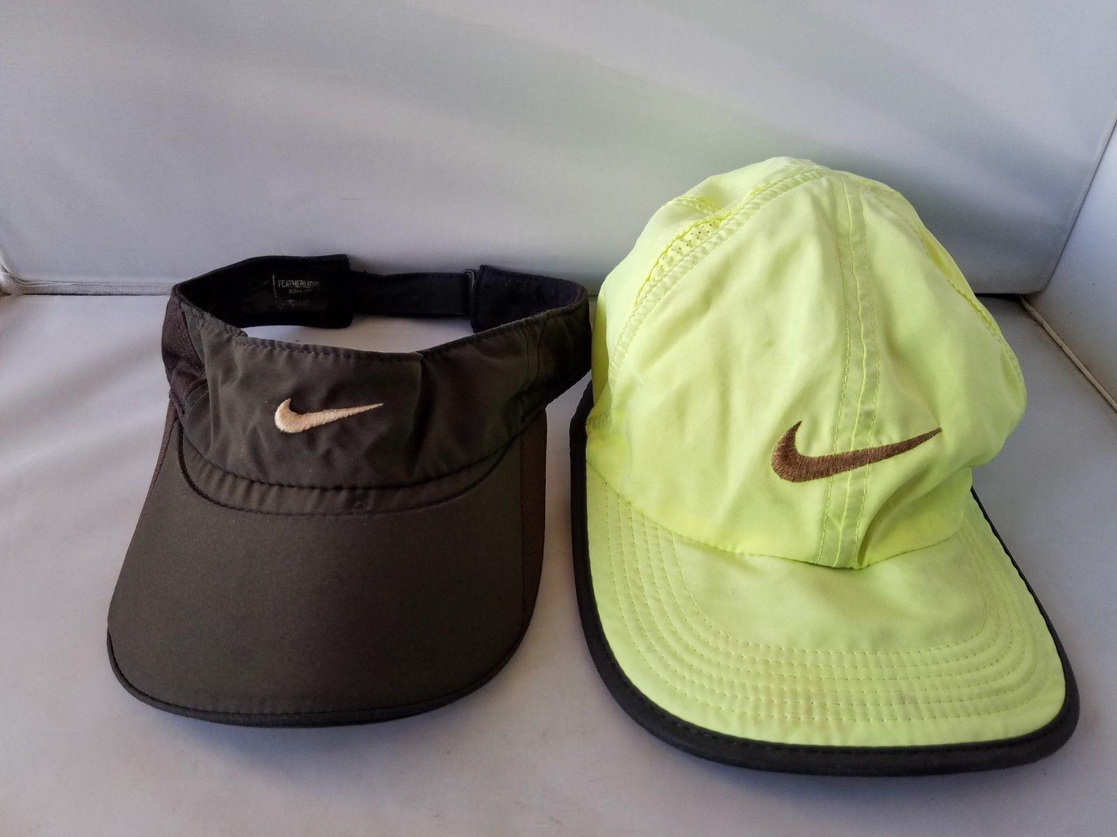dd03f1fb694 Nike Feather Light Dri-Fit Sport Visor Cap and 50 similar items. 57