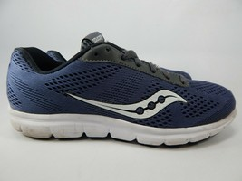 Saucony Ideal Size 9 M (B) EU 40.5 Women's Running Shoes Purple Gray S15269-1 - $29.68
