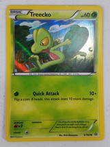 Pokemon XY Series Primal Clash - Treecko (Holo) - $2.00