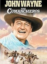 Comancheros - DVD ( Ex Cond.) - $8.80