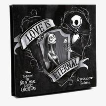 The Nightmare Before Christmas Jack & Sally Love Is Eternal Eyeshadow Pa... - $31.68