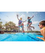 Huge 7 Person Floating Oasis Foam Raft Lake Sea Water Pad Mat 15' x 6' 1... - $599.00