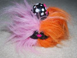 Kachooz Talking Toy MGA Entertainment Pink Orange Hairy Fangs Polka Dot ... - $13.32